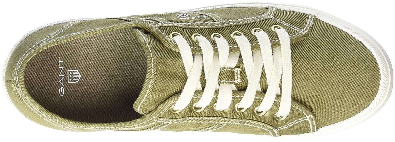 GANT Damen Zoe Grün Sneaker Grün Zoe (Army Grün) b3d86c
