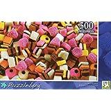 Puzzlebug 500 - Licorice Candy