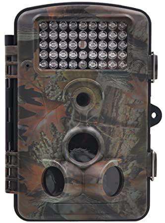 Amazon.com : FULLLIGHT TECH 1080P 12 MP Game Trail Camera with ...