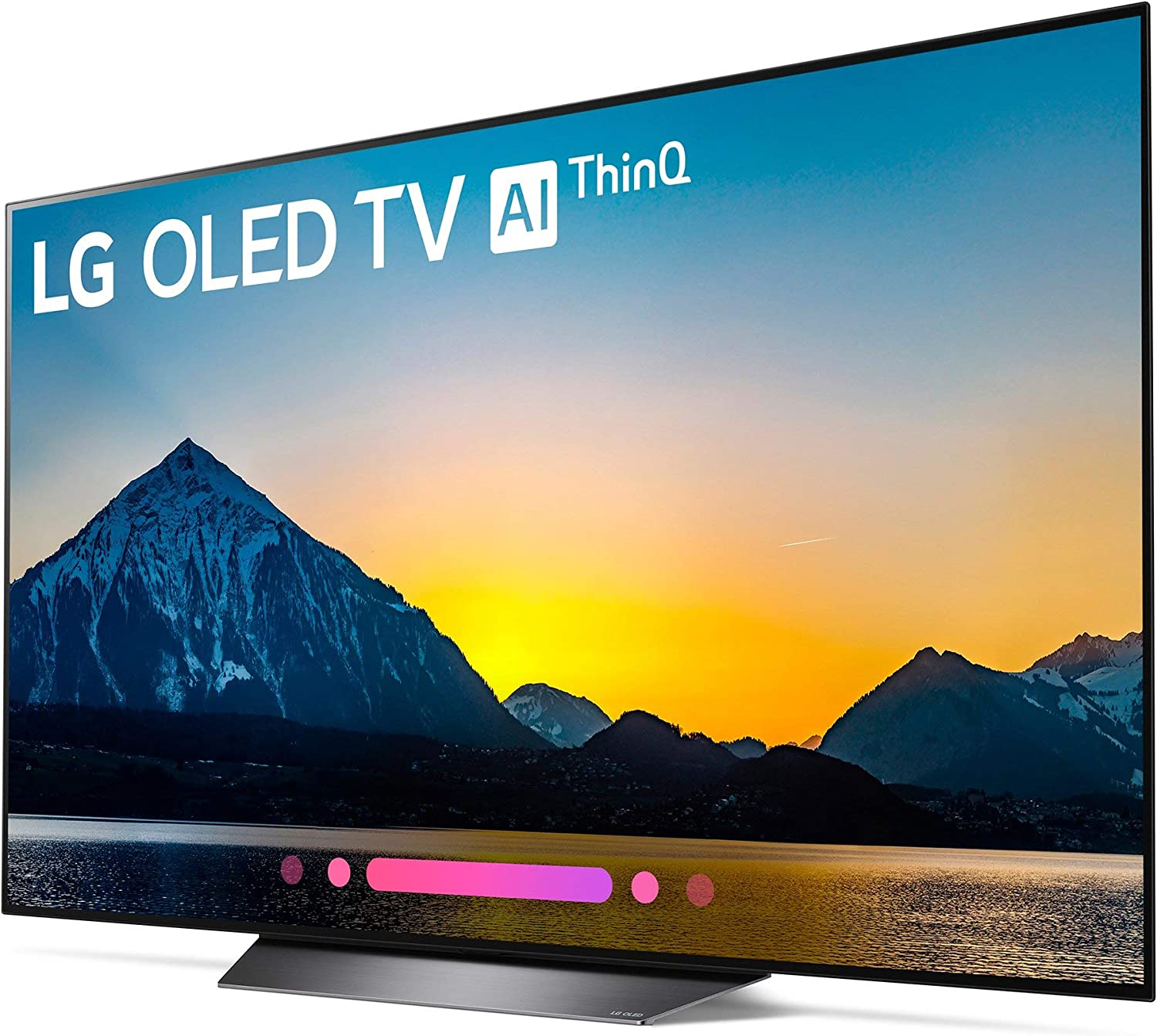 LG OLED65B8PUA 4K Ultra HD Smart OLED TV (Modelo 2018) (Encerado): Amazon.es: Electrónica