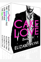 Cake Love: Boxed Set of Books 1-4 Kindle Edition