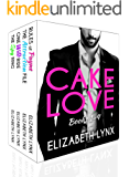 Cake Love: Boxed Set of Books 1-4