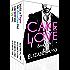 Cake Love: Boxed Set of Books 1-4