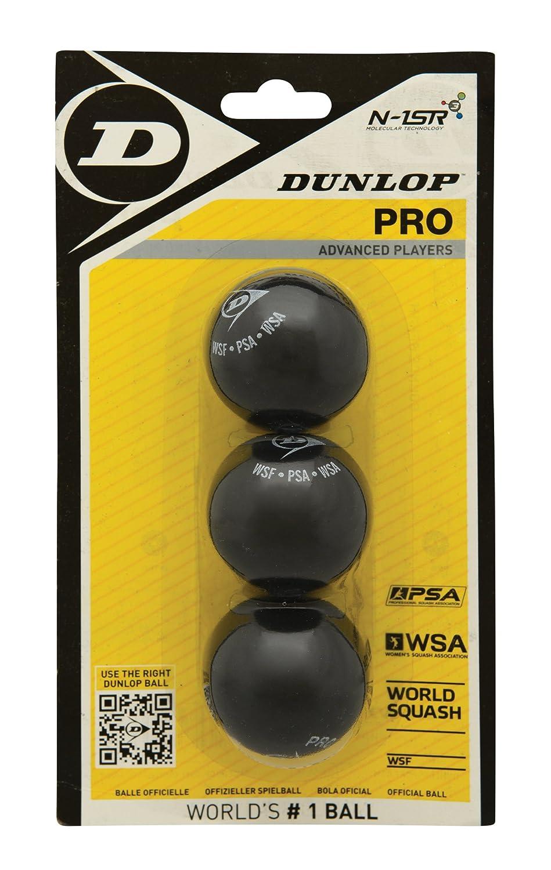 Dunlop Pro Blister de 3 balles