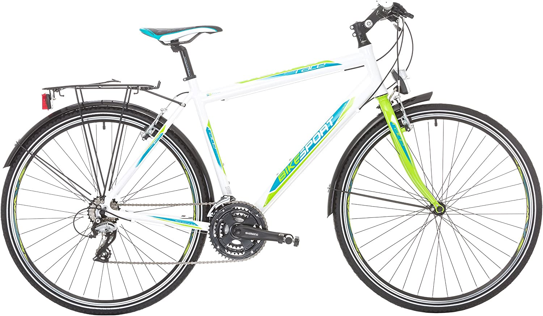 Bikesport Tempo Trek, Bicicleta híbrida Unisex Adulto, Unisex ...