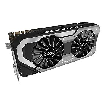 Palit NE51070S15P2J GeForce GTX 1070 8GB GDDR5 - Tarjeta ...