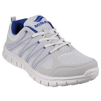 Mirak Velcro Textile Lined Sports - White - Size 41 2ZjWjRXA4S