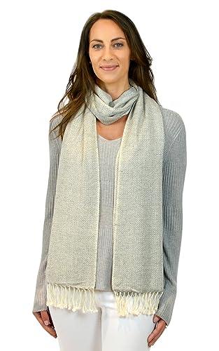 Mimi & Thomas - Set de bufanda, gorro y guantes - para mujer gris gris Talla única