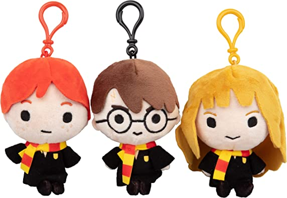 Harry Potter Hedwig Clip Plush Clip