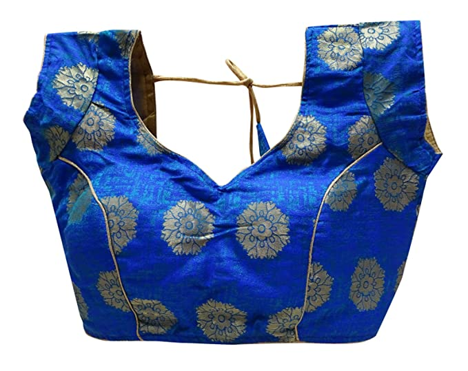 PEEGLI Blusas De Saree De Mujer Indio Choli