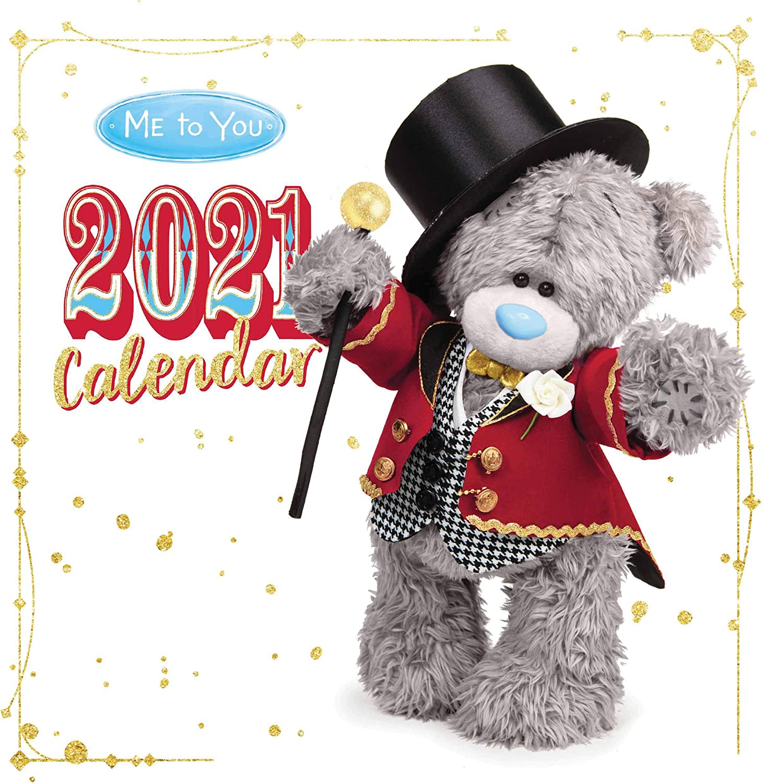 Me To You Photo Finish Calendar 2021