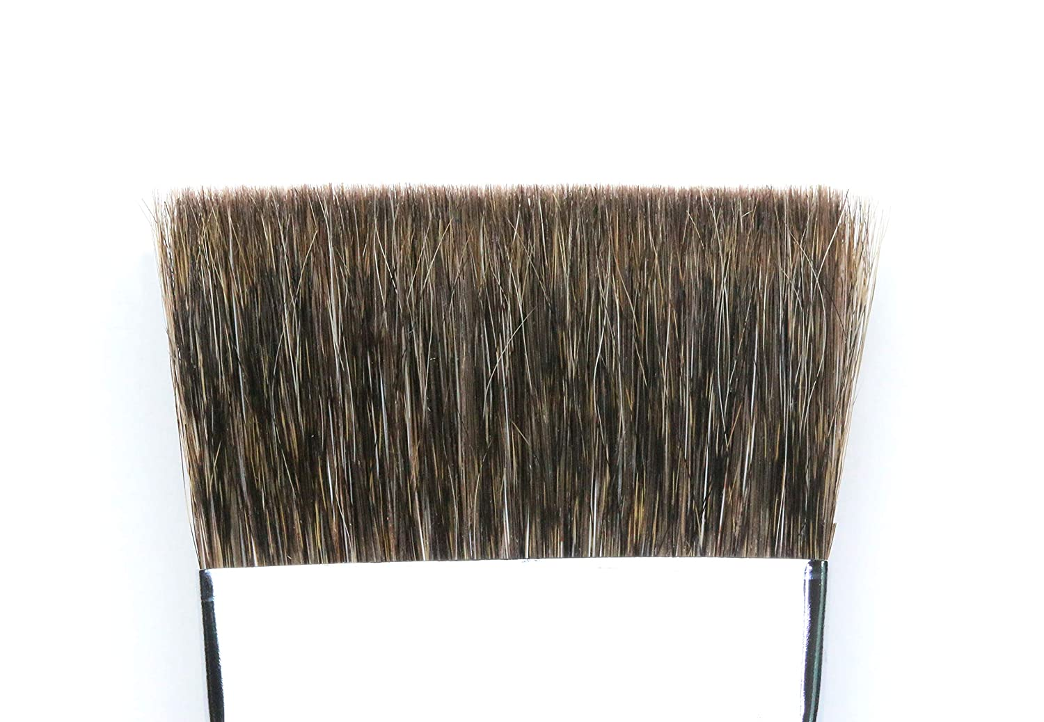 No.3 ~ No.13 Herend Brush Series F-1100 No.7 for Watercolor with Chipmunk Hair//Hake Flat Paintbrush