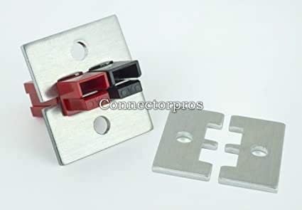 ANDERSON POWER POLE MOUNTING CLAMP FOR 15/30/45 AMP CONNECTORS 1462G1
