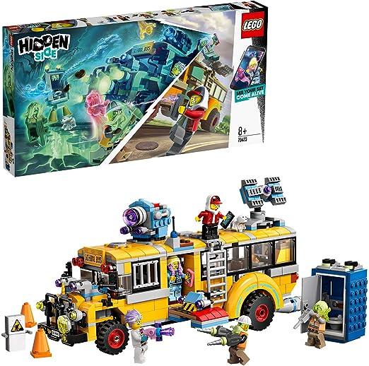 LEGO - Hidden Side Autobús de Intercepción Juguete de construcción ...