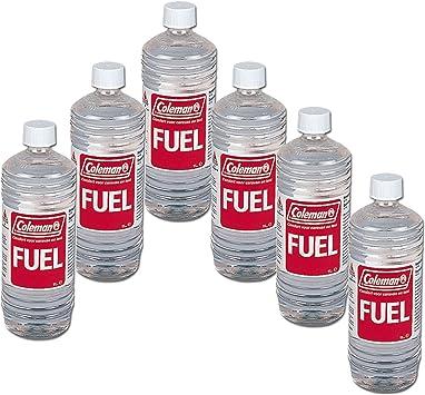 Coleman 6 Pack Fuel (Katalyt Gasolina): Amazon.es: Deportes y ...