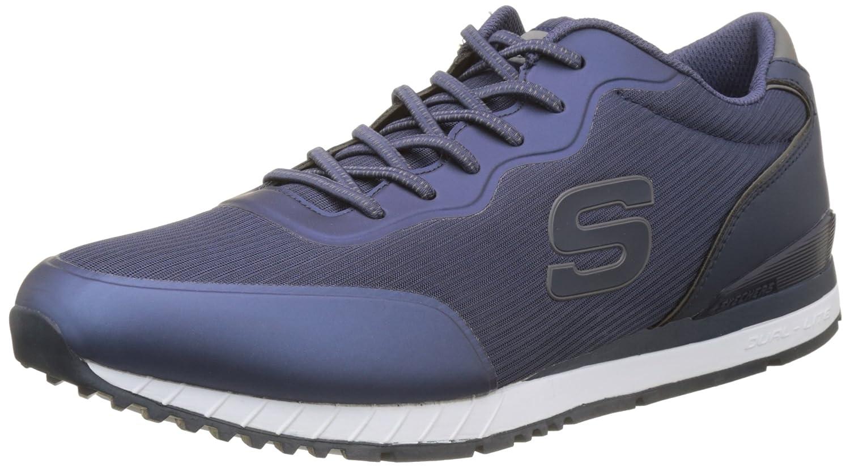 TALLA 43 EU. Skechers Sunlite, Zapatillas de Entrenamiento para Hombre