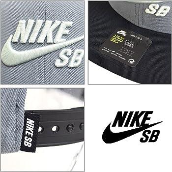 Nike SB Gorra Snapback Azul Blanco Unisex: Amazon.es: Ropa y ...