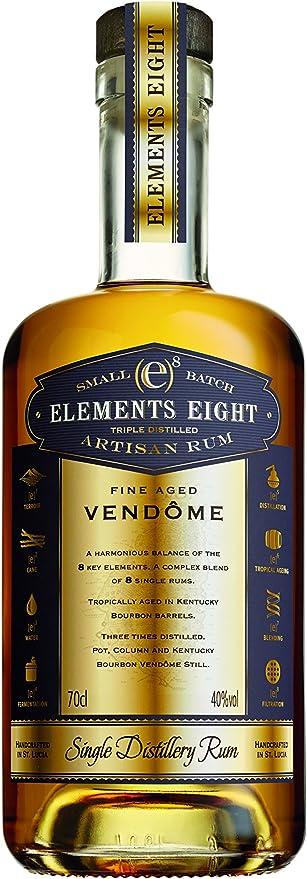 Elements Eight Artisan Rum Elements Eight Gold Rum 40% Vol. 0,7L - 700 ml