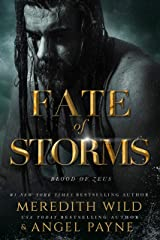 Fate of Storms: (Blood of Zeus: Book Three) Kindle Edition