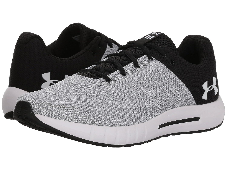 最新な [アンダーアーマー] cm D メンズランニングシューズスニーカー靴 Pursuit UA Micro G Pursuit [並行輸入品] B07CNXF5SH ブラック/ホワイト/ホワイト 32.0 cm D 32.0 cm D|ブラック/ホワイト/ホワイト, 八束郡:b148c45c --- mail.hitlerdenim.com