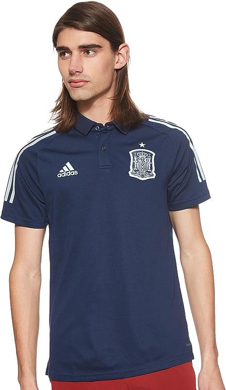 adidas Fef Polo - Camiseta Polo Hombre: Amazon.es: Deportes y aire ...