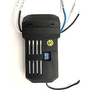 Amazon.com: Hampton Bay Remote Control UC7078T with Reverse ... on