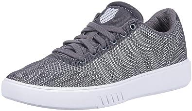 K Grau Größe Top Sneakers Court 47Amazon Addison Herren Low Swiss clTK1JF