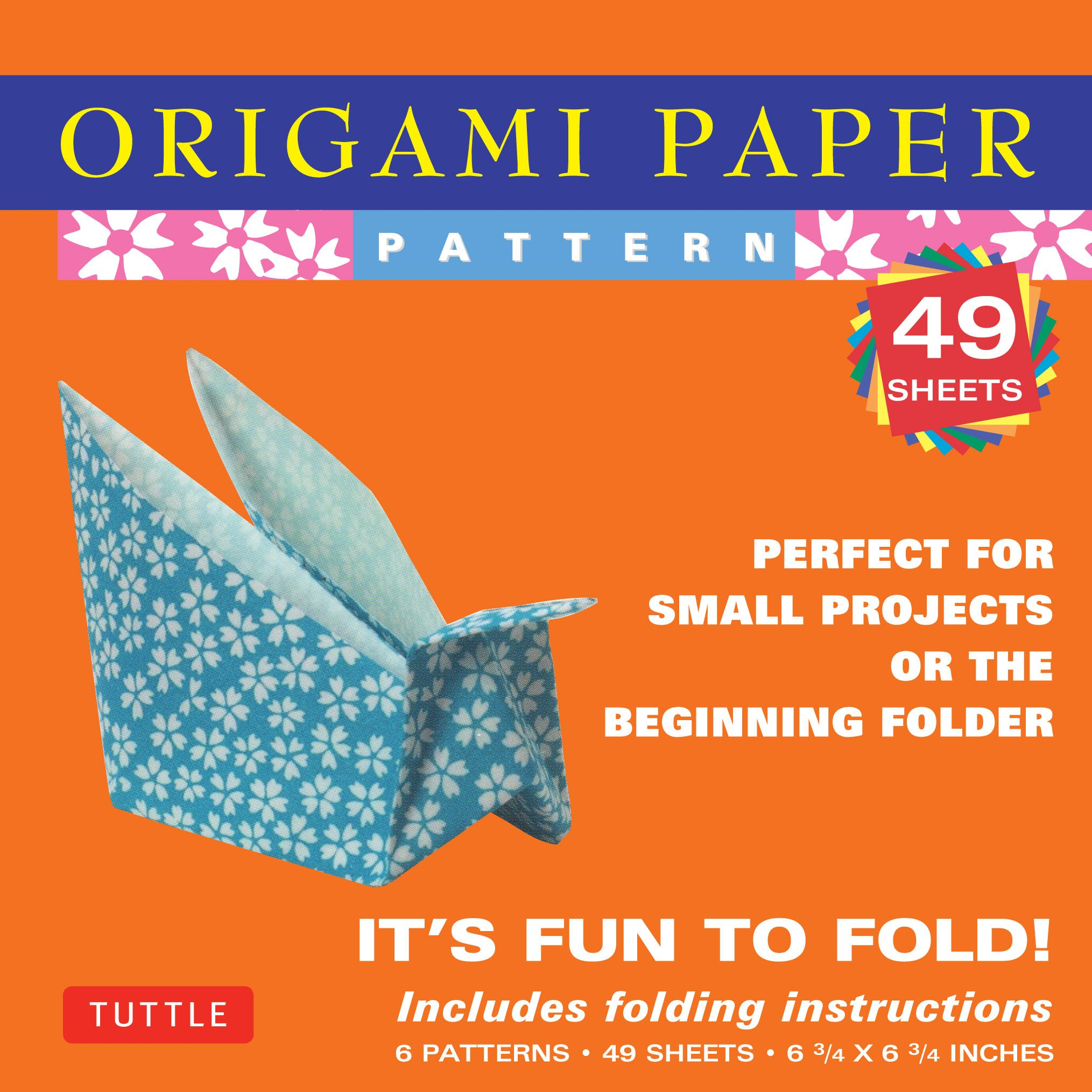 "Amazon.com: Origami Paper Gift Set | 100 Sheets, 6"" Square ... 