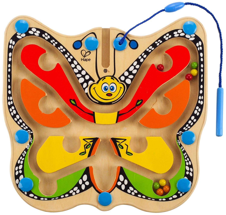 Award Winning Hape Color Flutter Butterfly Kid's