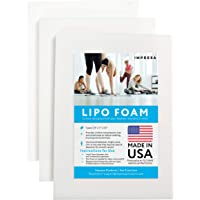 3 Pack Lipo Foam - Post Surgery Ab Board for Use with Post Liposuction Surgery Compression Garments Such As Fajas…