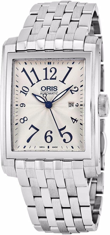 Oris Rectangular Date Automatic