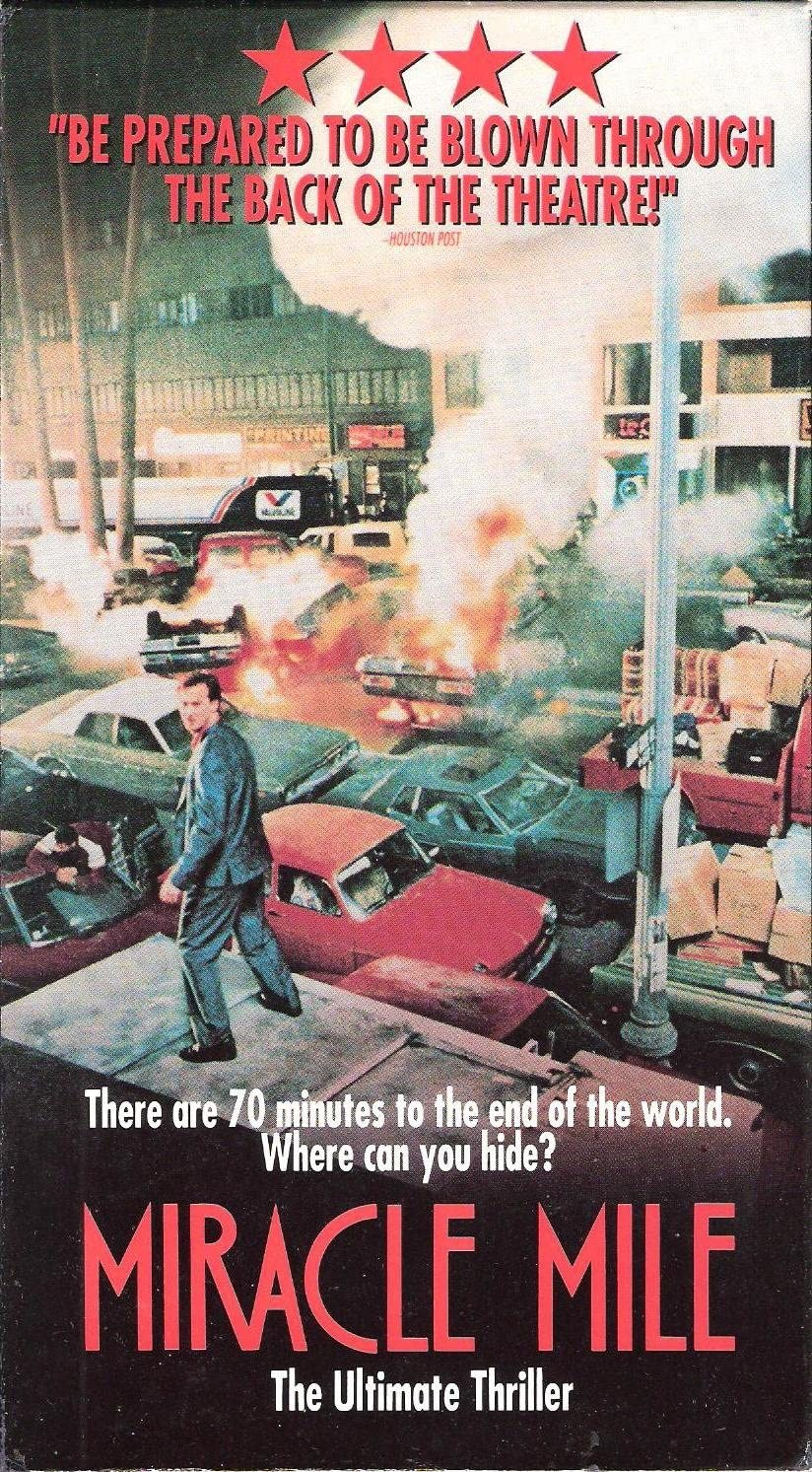 Miracle Mile [VHS]