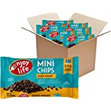 Enjoy Life Baking Chocolate, Soy free, Nut free, Gluten free, Dairy free, Non GMO, Vegan, Paleo, Semi Sweet Mini Chips…