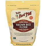 Bob's Red Mill Gluten Free Brown Rice Flour, 24 Oz