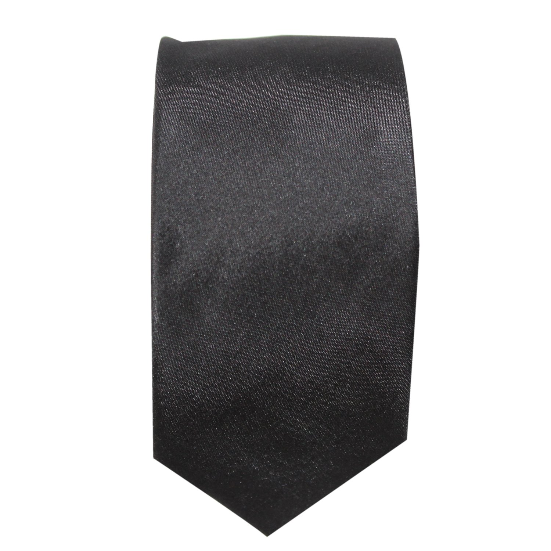 Black Varasiddhisilks Hand Made 100/% Silk Tie
