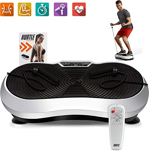 Hurtle-Fitness-Vibration-Platform-Workout-Machine
