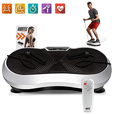 Hurtle Fitness Vibration Platform Workout Machine