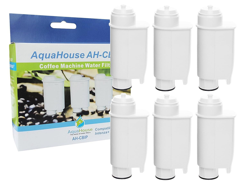 6x AH-CBIP Compatible filtro de agua para Philips Saeco Lavazza ...