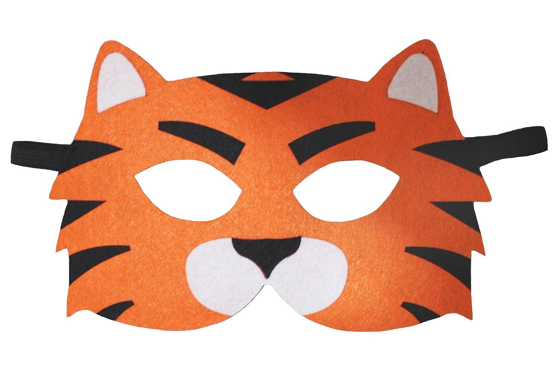 Petitebella 8 Packs Animal Eyewear Mask Dress Up Costume Children 2+
