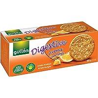 Gullón Digestiva Avena Naranja Galleta Desayuno y Merienda