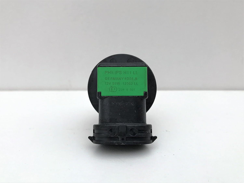 10-16 CADILLAC SRX H11 PHILIPS 55W BULB 12362 HEAD LIGHT LAMP: Automotive