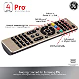 GE 4 Device Universal Remote, Works with Smart