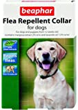 Beaphar Flea Repellent Collar for Dogs (pack of 2)