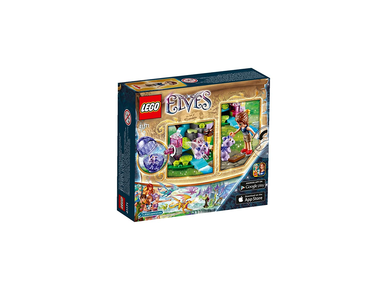 Lego Bébé Jones Elves Construction Et Jeu Dragon 41171 De Le Emily Y7f6yvgb