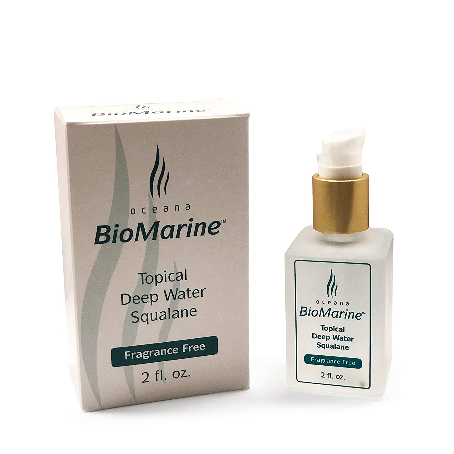 Squalane Topical Oil - Fragrance Free