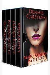 Marc Kadella Mystery Series Vol 3-6 (Marc Kadella Series) Kindle Edition