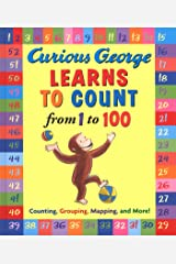 Curious George Learns to Count from 1 to 100 Kindle Edition