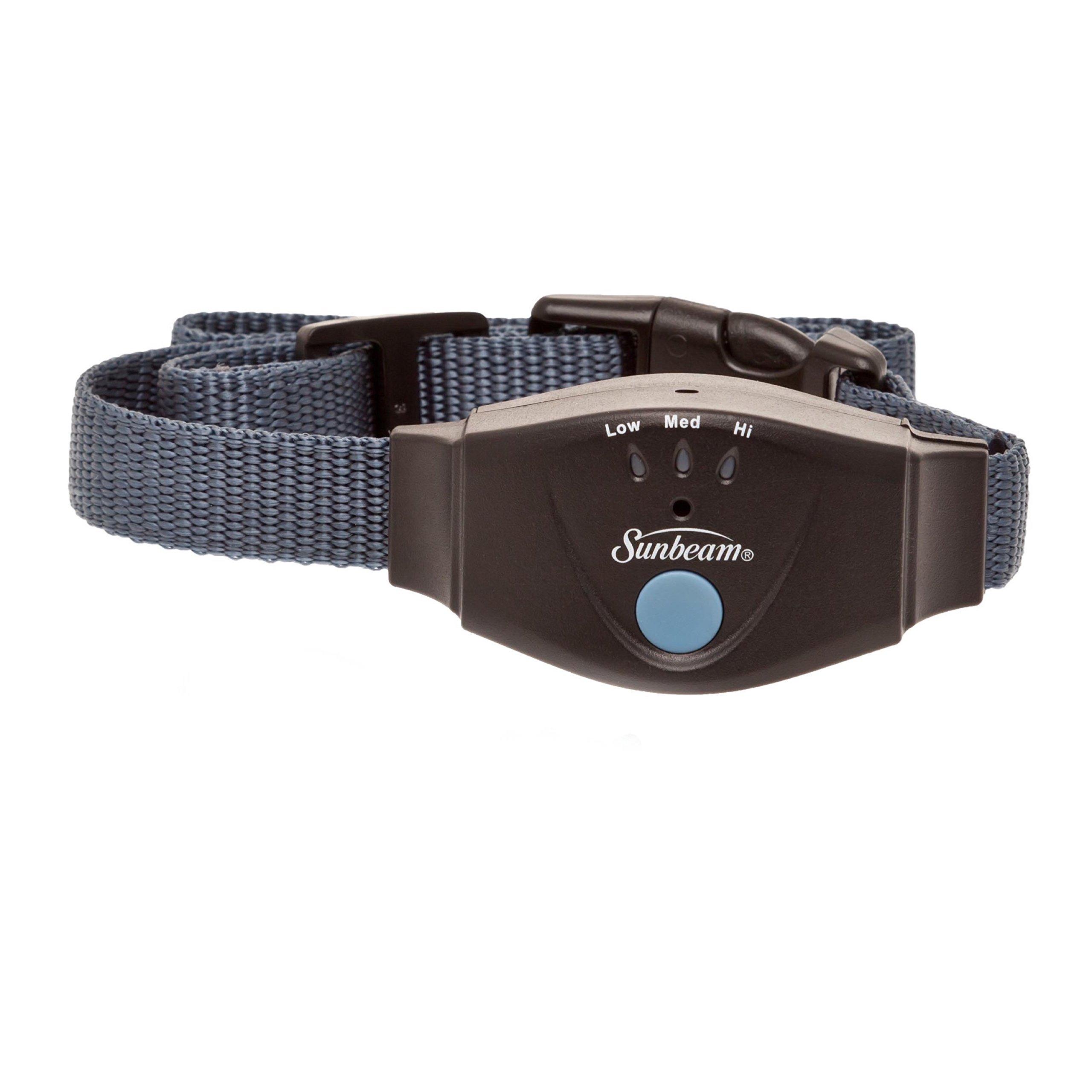 Sunbeam Advanced Static Bark Control Dog Collar