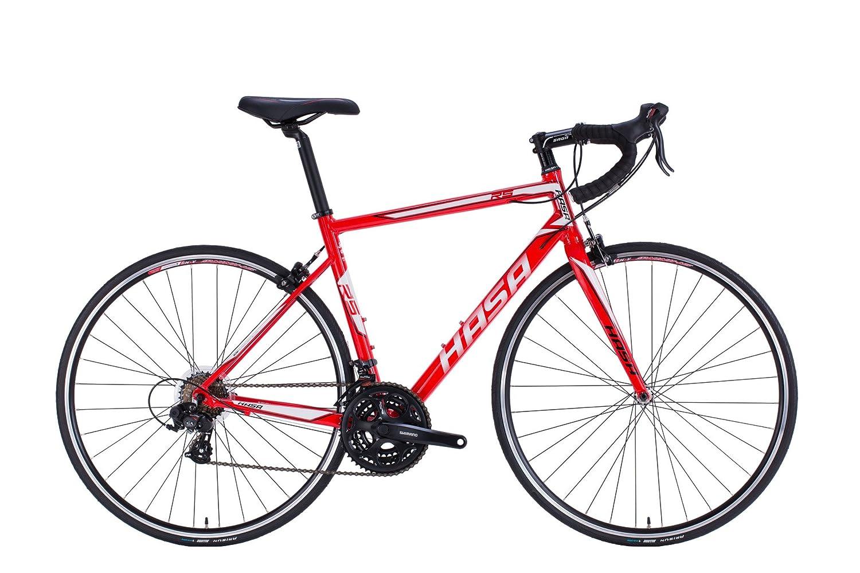 2018 Hasa r5 Shimano 21 Speedロードバイク B0791X2HQ9 Frame Size: 56cm