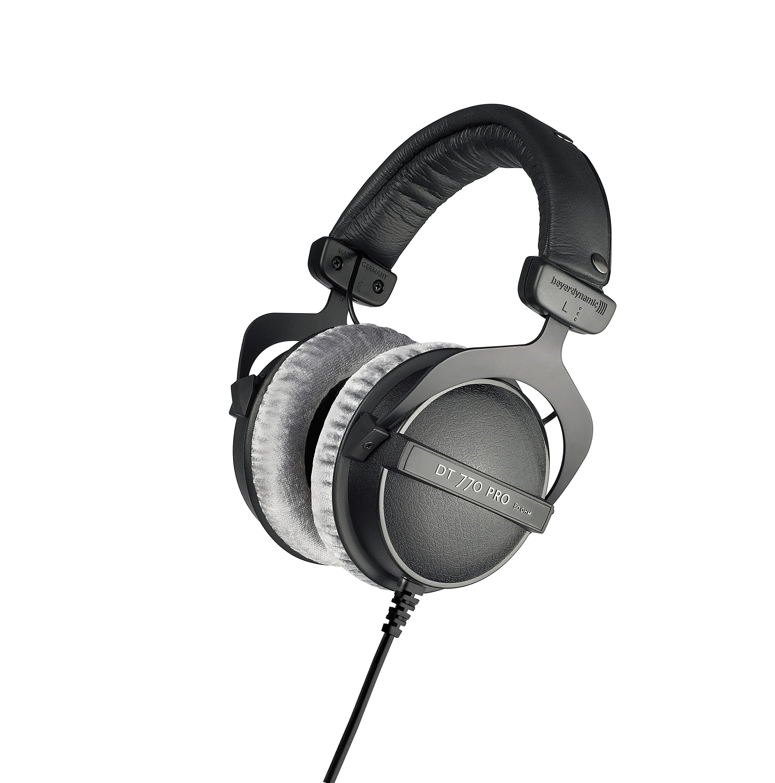 beyerdynamic DT  770 PRO 80 Ohm closed Studio Headphone by beyerdynamic